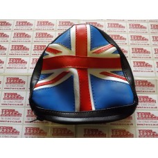 BACKREST PAD COVER UNION JACK VE ACTIF TYPE
