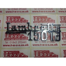 LEGSHIELD BADGE LAMBRETTA 150Ld