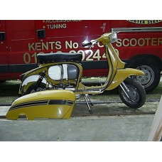 LAMBRETTA AND VESPA RESTORATIONS