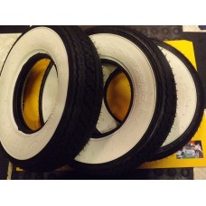 SHINKO WHITE WALL TYRE 4.00-8 DEAL x 3
