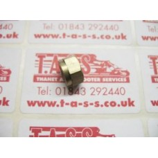 EXHAUST NUT 7MM BRASS