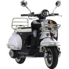 AJS MODENA 125cc BLACK/WHITE