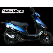AJS DIGITA  50CC SCOOTER
