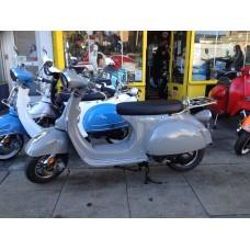 AJS MODENA 125cc GREY