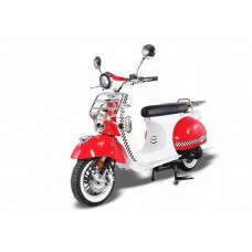 AJS MODENA 125cc RED /WHITE