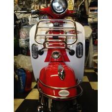 AJS MODENA 125cc RED /WHITE