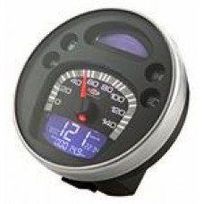 SIP DIGITAL SPEEDO UNIT EFL DISC LML BLACK FACE