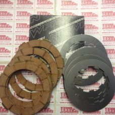 5 PLATE CLUTCH KIT-NEWFREN RACE COMPOUND