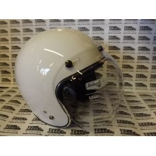 RETRO STYLE BUBBLE VISOR SHIELD CLEAR