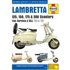 LAMBRETTA HAYNES MANUAL