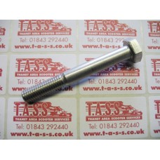 EXHAUST BOLT 10MM STAINLESS STEEL