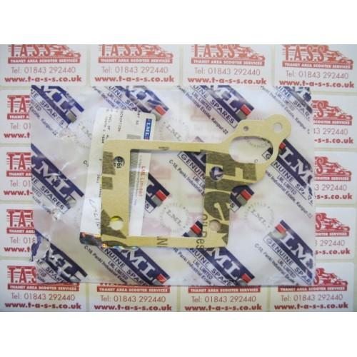 CARB REED BLOCK/ENGINE GASKET LML 2T