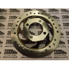 HYDRAULIC FRONT DISC BRAKE REPLACEMENT DISC 4 HOLE