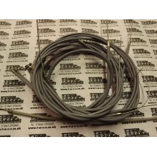 CABLE SET  FRICTION FREE S 1&2 GREY