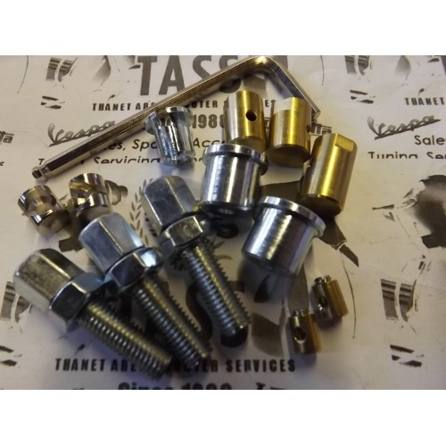 BGM CABLE TRUNNION , NIPPLE AND ADJUSTER SET