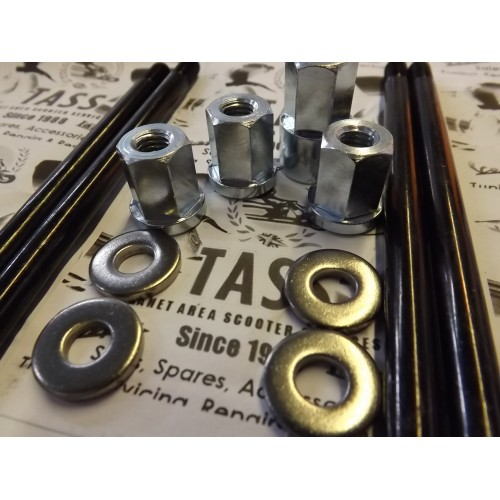 BGM CYLINDER STUDS ,NUT AND WASHER KIT
