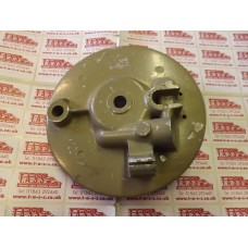 FRONT HUB BACKPLATE -DRUM TYPE