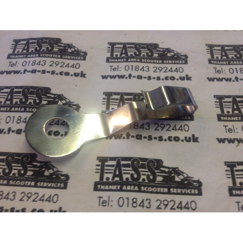 FORK CABLE GUIDE CLIP STAINLESS