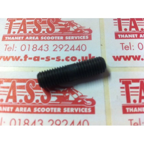 GEARBOX END PLATE  STUD 7MM