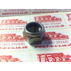 ENGINE BOLT NYLOC NUT .STAINLESS STEEL