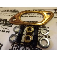EXHAUST FITTING KIT AND STD GASKET