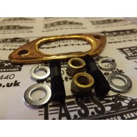 EXHAUST FITTING KIT AND BIG BORE STD GASKET