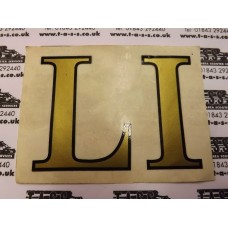 LEGSHIELD LI STICKER