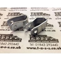 FORK DAMPER TOP BRACKETS WELD ON