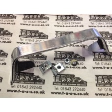 REAR FRAME BADGE HOLDER-LI3/TV3/SX