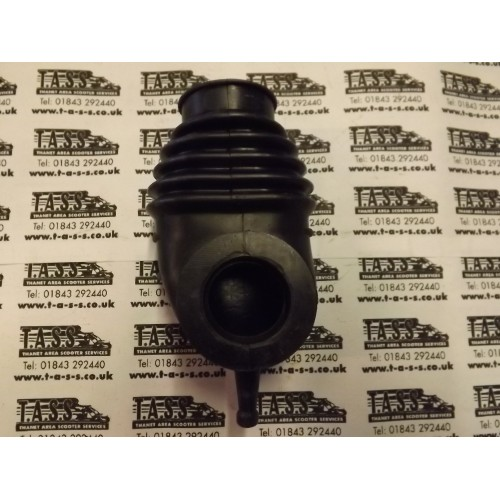 Dellorto Lambretta Plastic bell mouth for PHBH carburettor
