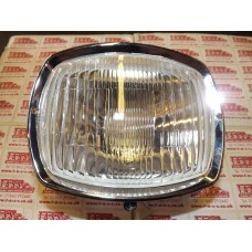 GP HEADLAMP UNIT NEW  POLYCARBONATE FOR HALOGEN BULBS