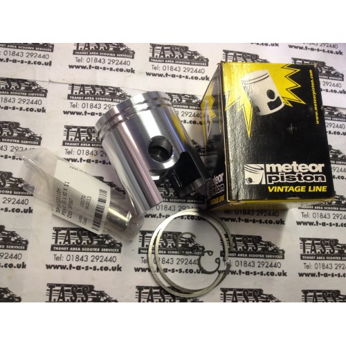 150 PISTON ASSEMBLY METEOR 58.8mm