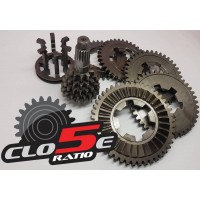 AF CLO5E RATIO -5 SPEED GEARBOX(34 Tooth 5th)
