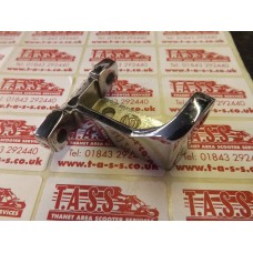 GEAR & CLUTCH CABLE ADJUSTER BLOCK CHROMED