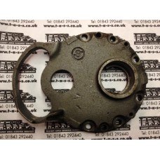 GEARBOX END PLATE SIL
