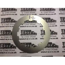 CLUTCH 1.2MM METAL SLIPPER PLATES