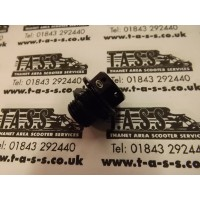 DRAIN / LEVEL PLUG ALLOY ANODISED .JJP.BLACK
