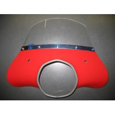 CUPPINI SX TV FLYSCREEN RED