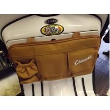 GLOVEBOX BAG CANVAS TAN