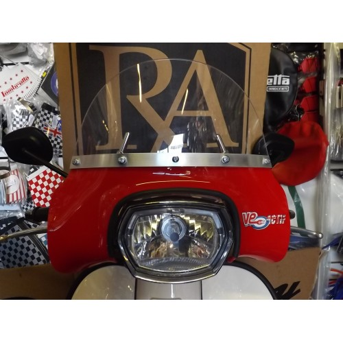 FLYSCREEN ROYAL ALLOY GP & GT RED