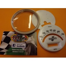 SPEEDO FACE KIT SERIES 1 & 2 70MPH