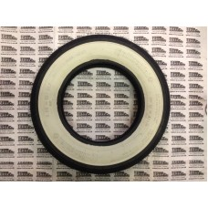 CONTINENTAL WHITE WALL TYRE 3.50 x 10