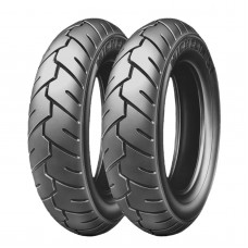 MICHELIN S1 3.50 - 10   X 2 TYRE DEAL