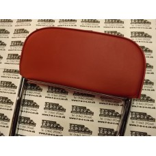 BACKREST PAD COVER RED