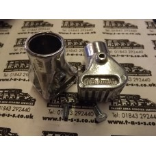 STAND FEET ALLOY SILVER PX T5