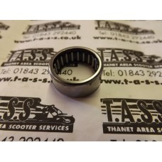 FRONT HUB 20MM AXLE BACKPLATE NEEDLE ROLLER BEARING