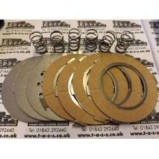 CLUTCH - PX125/150- 4 PLATE CLUTCH CONVERSION KIT