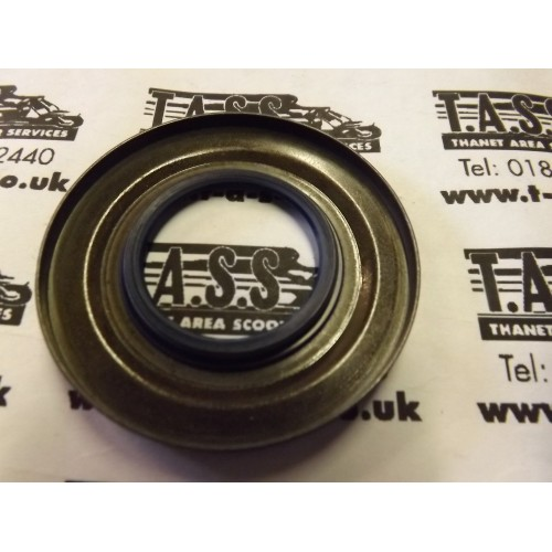 CLUTCH SIDE OIL SEAL METAL HIGH QUALITY BLUE