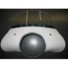 CUPPINI SX TV SPECIAL FLYSCREEN WHITE