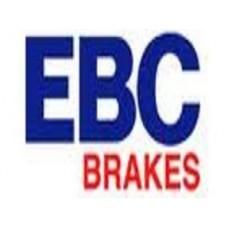 REAR BRAKE PADS EBC-ROYAL ALLOY
